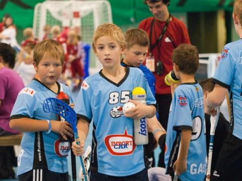 TJ Sokol Brno Židenice - elévové na VUT (1.10.2011)